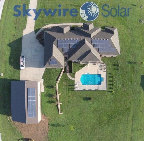 Residential+Solar+Panel+Install+-+Ozark,+MO