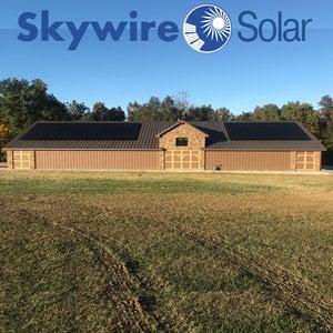 Roof+Mount+Solar+Panel+Installation